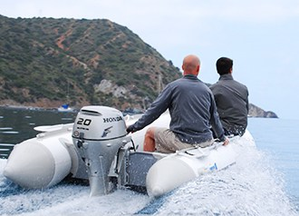 Newport Vessels Catalina Inflatable Boat