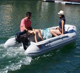 Inmar 270H-TS Boat