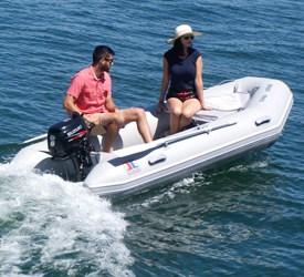 Inmar 290H-TS Boat