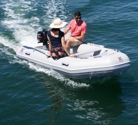 Inmar 320H-TS Boat