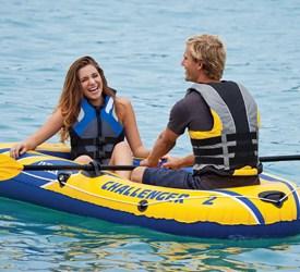 Intex Challenger 2 Boat