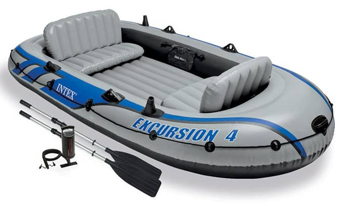 Intex Excursion 4 Boat