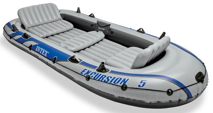 Intex Excursion 5 Boat