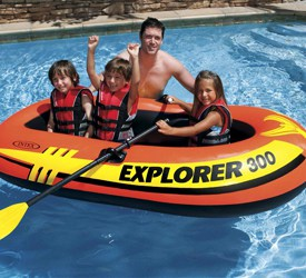Intex Explorer 300 Boat