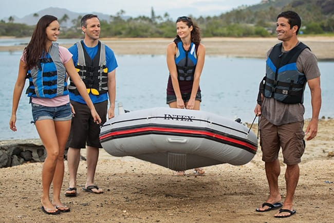 Intex Mariner 4 Review | Inflatable Boater
