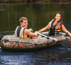Intex Realtree Seahawk 2 Boat