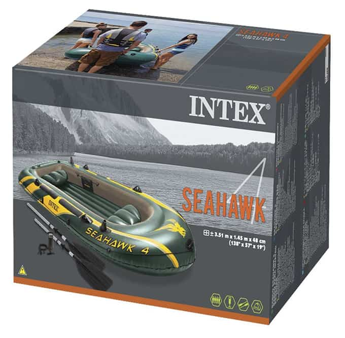 Intex Seahawk 4 Accessories
