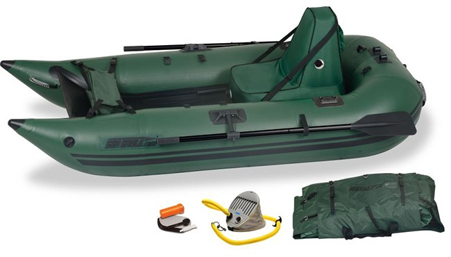 Sea Eagle 285fpb Deluxe Package