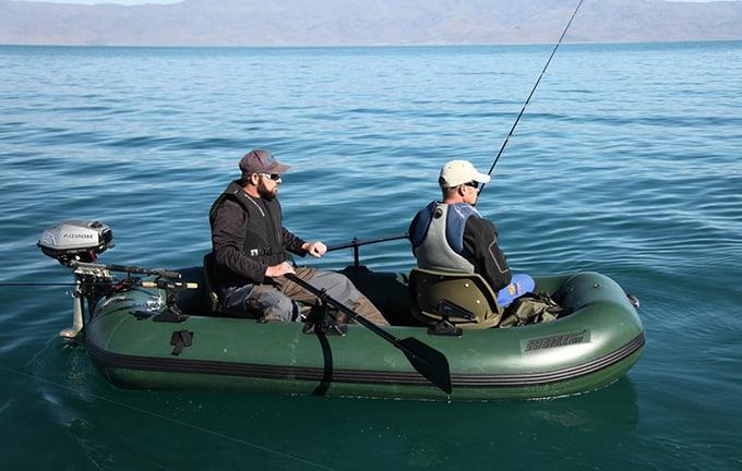 Sea Eagle Stealth Stalker 10 Fishing