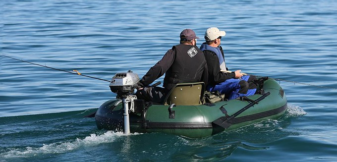 Sea Eagle STS10 Inflatable Boat