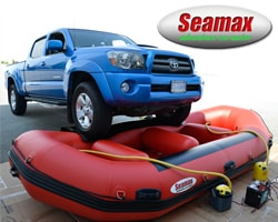 Seamax Inflatable Boat Review