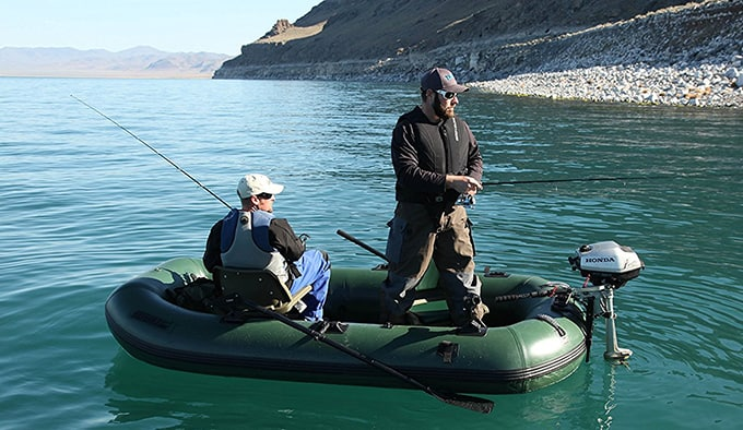 Stealth Stalker 10 Inflatable Boat