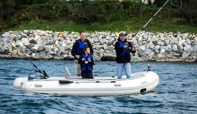Sea Eagle 10.6 sr Review