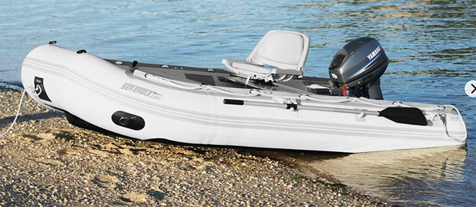 Sea Eagle 10.6sr Inflatable Boat