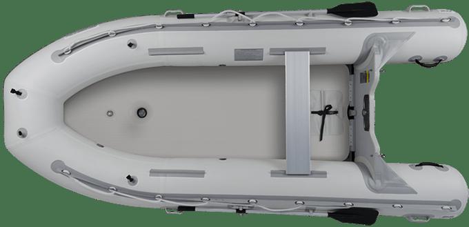"Sea Eagle 12'6"" Sport Runabout"