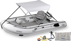 Sea Eagle 12.6 Drop Stitch Swivel Seat & Canopy