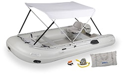 Sea Eagle 14sr Swivel Seat & Canopy
