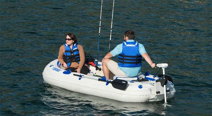 Sea Eagle 9 Boat