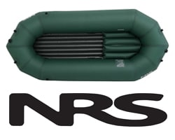 NRS PackRaft Review