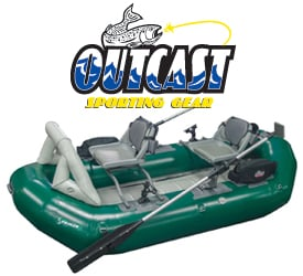 Outcast OSG Striker Boat